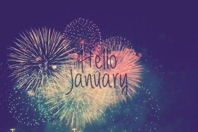 Hello January Tumblr