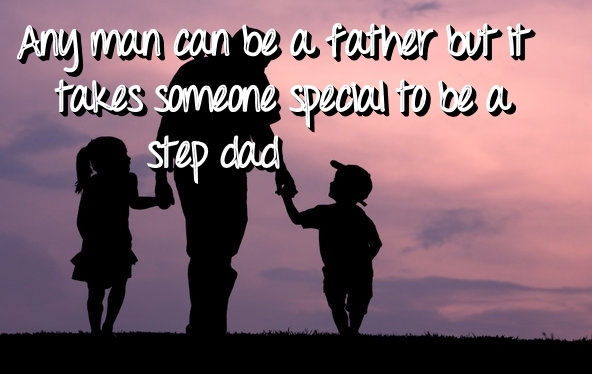 cute step dad quotes