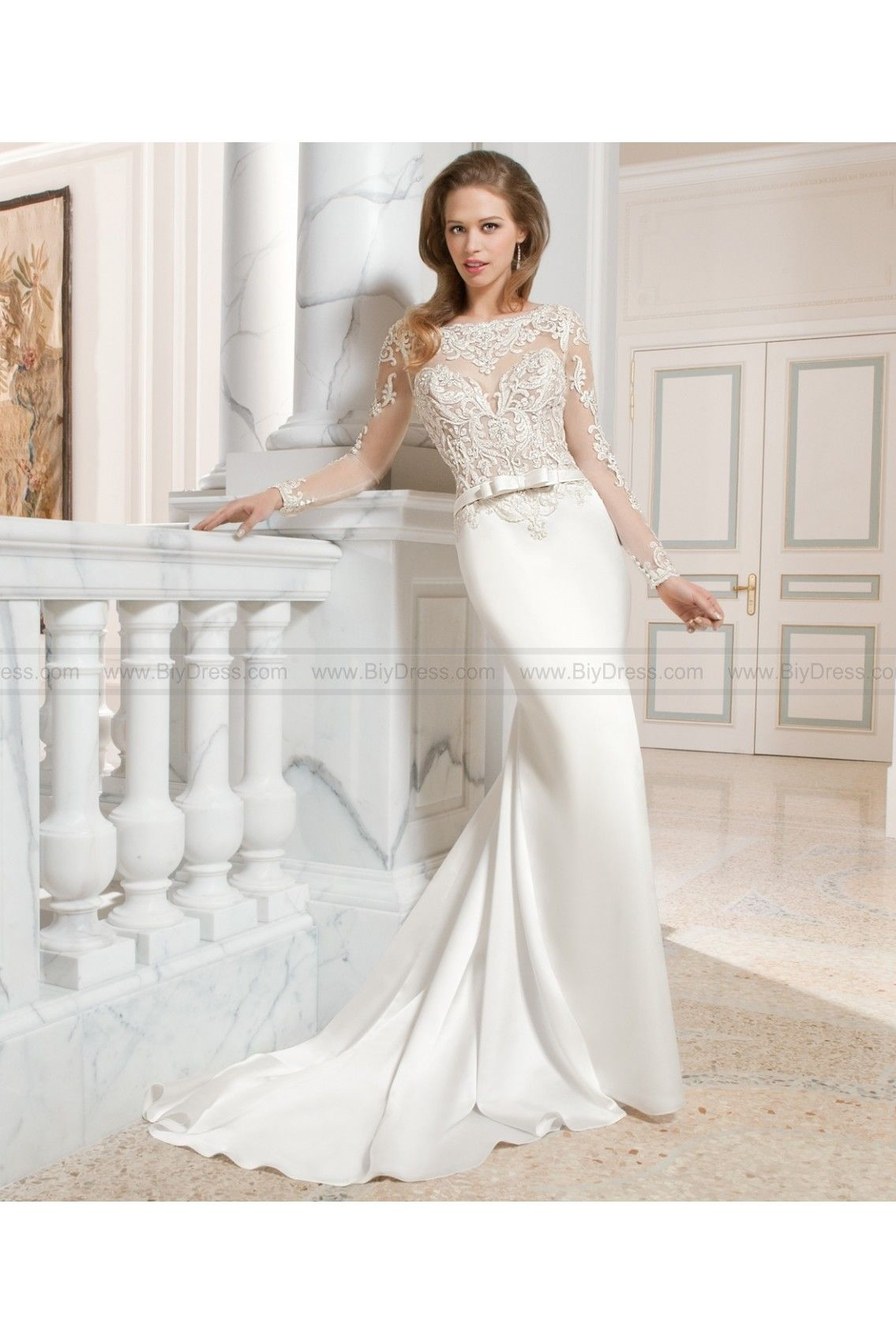 Wholesale Demetrios Wedding Dresses 113