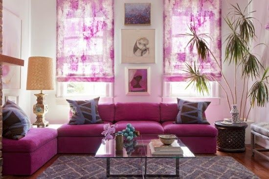 Pink Living Room Pictures, Photos, and Images for Facebook, Tumblr ...