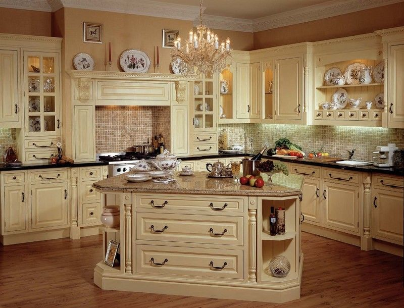 French provincial kitchen pictures photos and images for facebook tumblr pinterest and twitter for French kitchen design