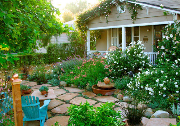 English Cottage Garden Design Pictures Photos and Images for