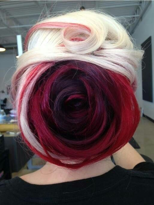 Rose Hairstyle Pictures, Photos, and Images for Facebook