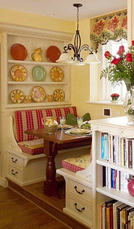 Cozy Kitchen Table Pictures Photos And Images For