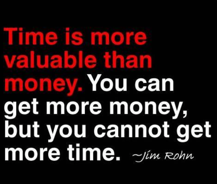 Wasted Time Is Worse Than Wasted Money Quote: Time Is More Valuable Than Money Pictures, Photos, And
