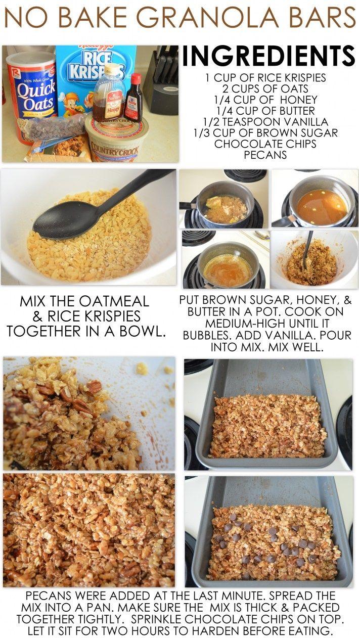 granola craft sayings | just b.CAUSE