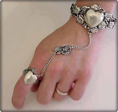 28 jewels leaves hand wrist bracelets bracelet hand for Tattoo parlors in anchorage