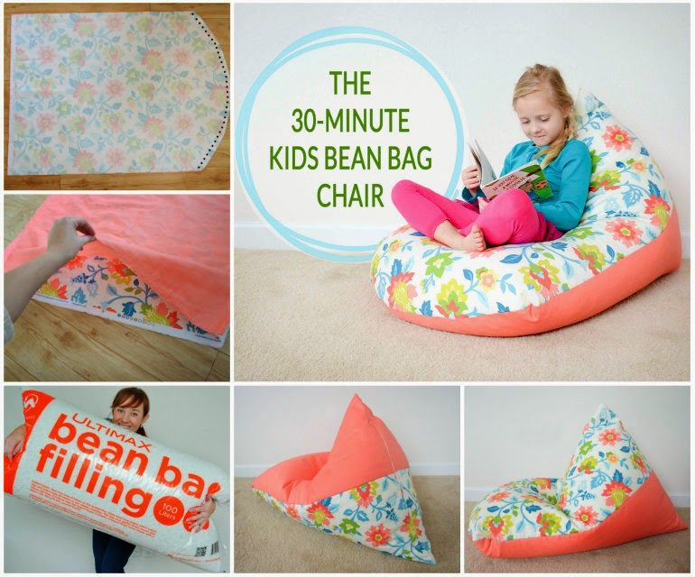 How To Make A 30 Minute Bean Bag Pictures Photos And