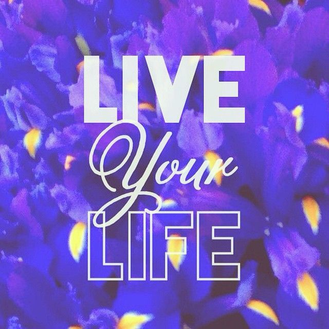 Live Your Life Quotes Endearing Live Your Life Pictures Photos And Images For Facebook Tumblr