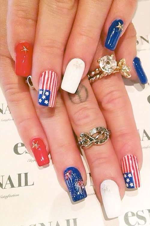 Delighted Homemade Natural Nail Polish Tiny Chanel Nail Polish Cheap Shaped Lamisil Nail Fungus Easy Nail Art For Kids Step By Step Young Changing Gel Nail Polish WhiteEllie Nail Polish Patriotic Nail Art Pictures, Photos, And Images For Facebook ..