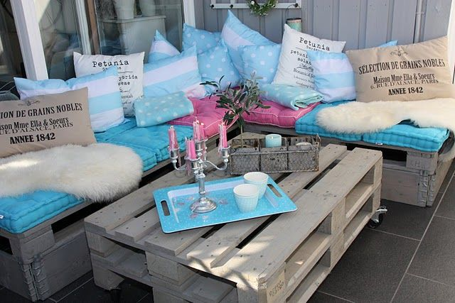 pallet patio furniture pinterest. DIY Pallet Patio Furniture Pinterest I