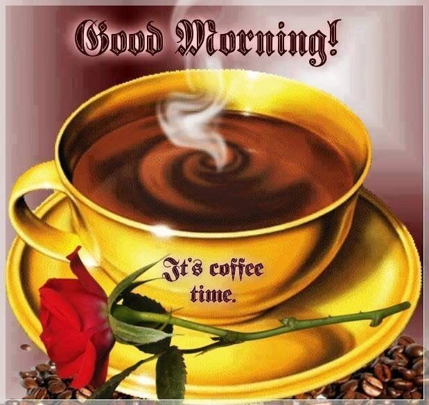 Good Morning Everyone Coffee : Good morning it s coffee time pictures photos and images