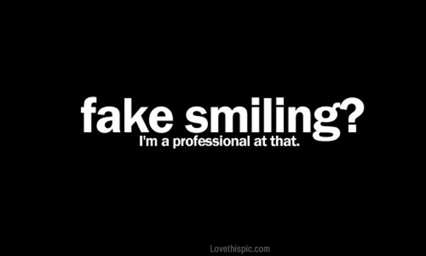 Fake Smiling Pictures, Photos, and Images for Facebook ...