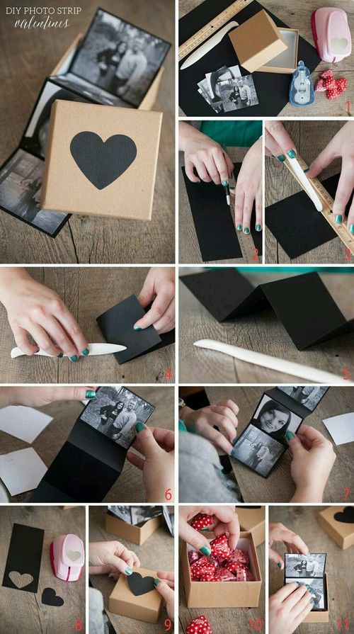 Diy Valentines Gift Boxes Pictures Photos And Images For Facebook