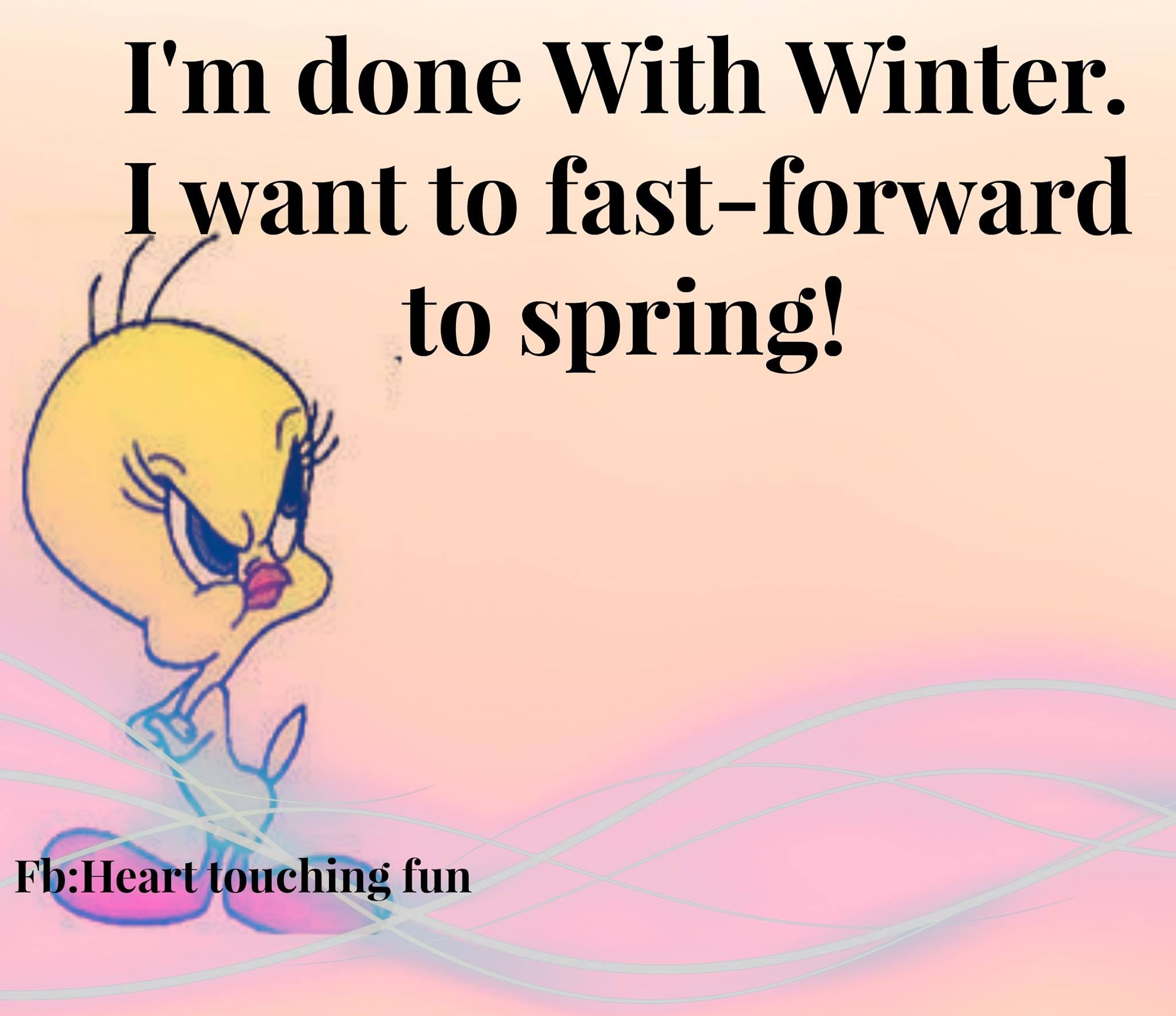I Am Done With Winter Pictures, Photos, and Images for ... Funny Winter Quotes For Facebook