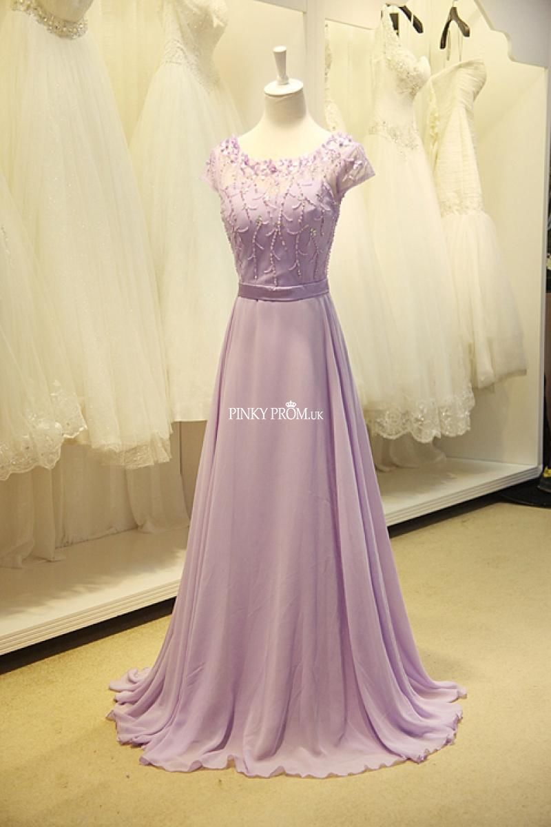 Beautiful lilac prom dress 2015 pictures photos and images for