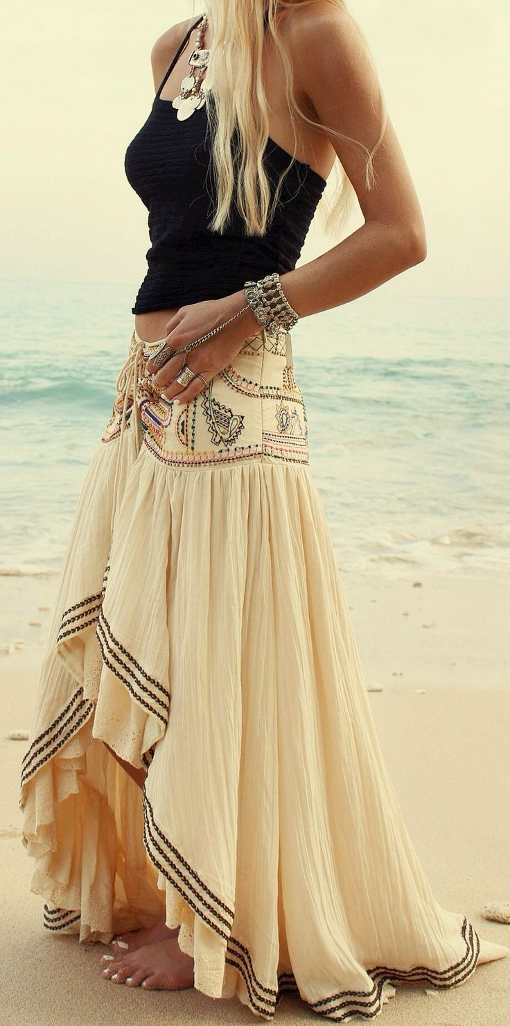 Boho fashion pictures photos and images for facebook tumblr pinterest and twitter Bohemian fashion style pinterest