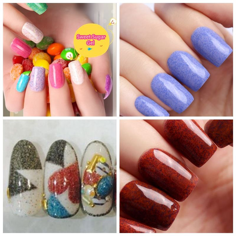 Best Gift For Yourself In The Spring Of 2015: Sweet Sugar Nail Gel
