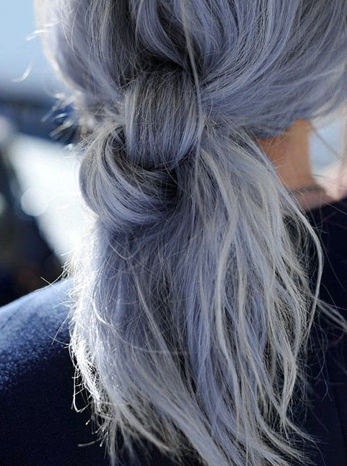 Silver Blue Hair Pictures Photos And Images For Facebook Tumblr
