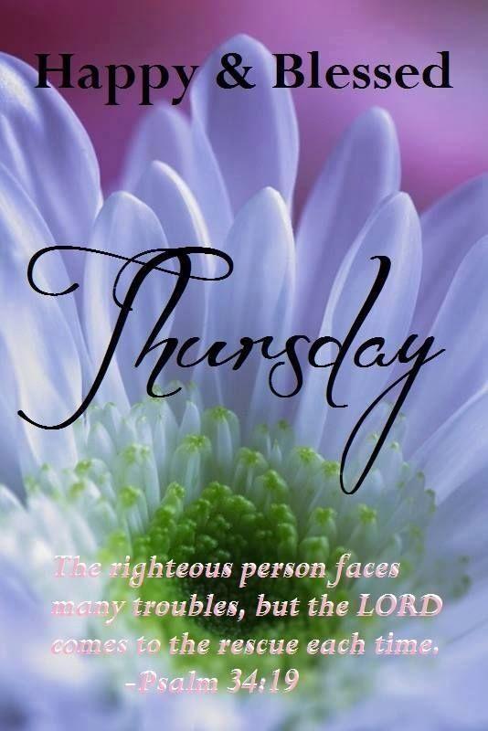 On Thursday
