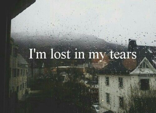 Im Lost In My Tears Pictures, Photos, and Images for ... Quotes About User Friends