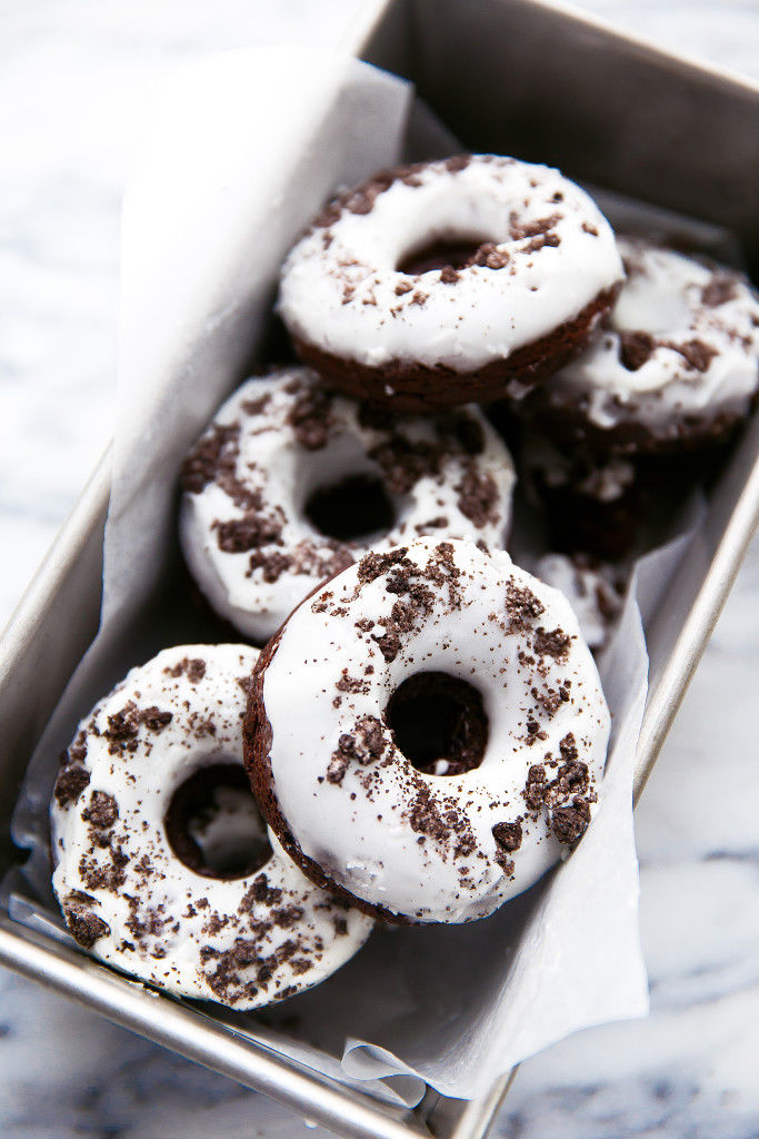 how to make triffllr for donuts