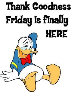 Image result for Thank Goodness It's Friday