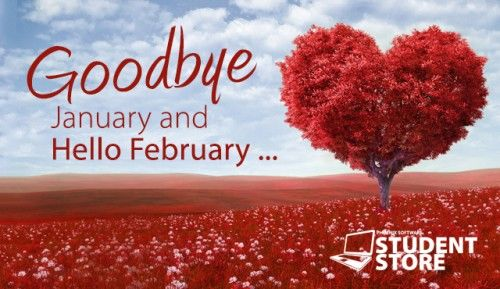 Goodbye January Hello February Pictures, Photos, and ...