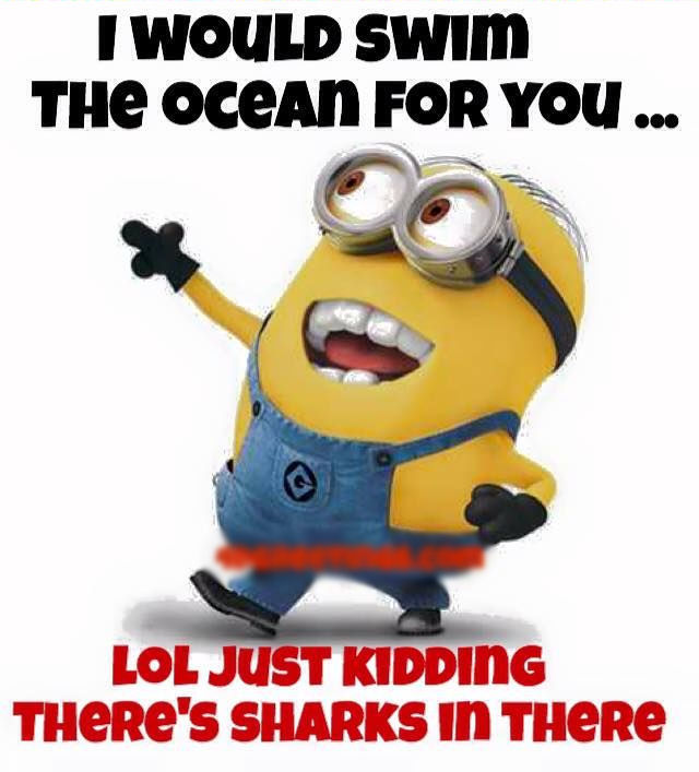 Funny minion quotes and sayings pictures photos and images for facebook tumblr pinterest - Minions images with quotes ...
