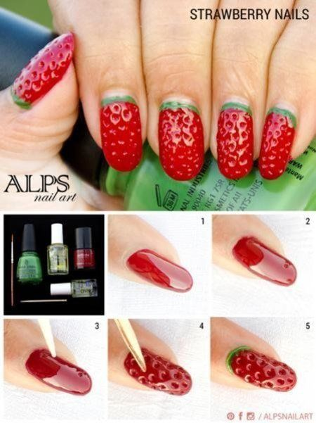 diy watermelon nail art pictures photos and images for facebook