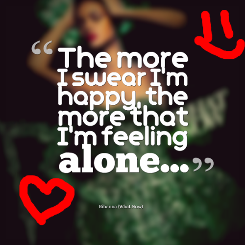 Feeling Alone Quotes: Im Feeling Alone Pictures, Photos, And Images For Facebook