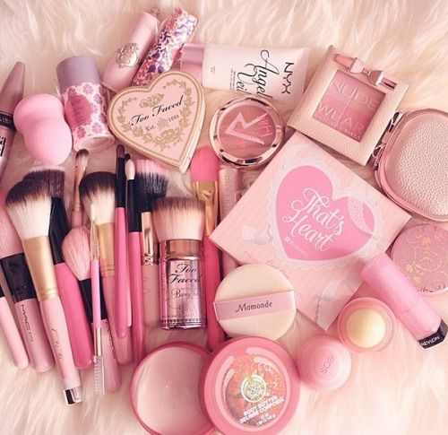 pink makeup amp accessories pictures photos and images for