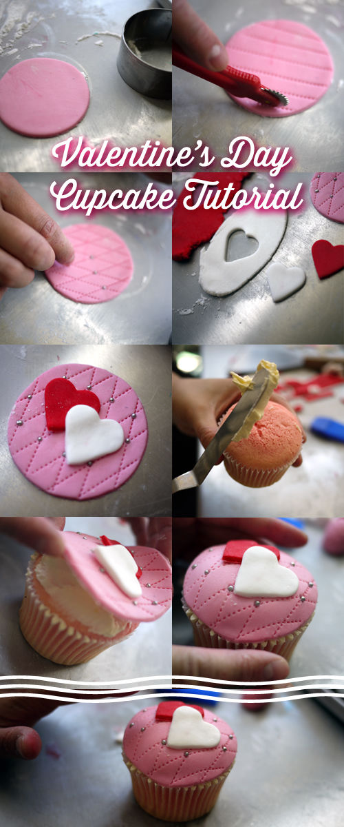 Valentine S Day Cupcake Tutorial Pictures Photos And Images For
