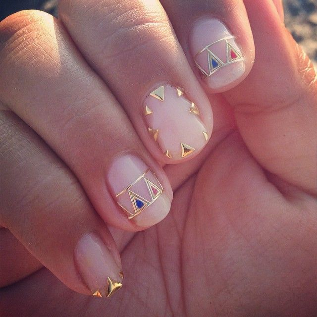 Minimal Nail Art Pictures Photos And Images For Facebook Tumblr