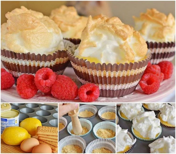 DIY Mini Lemon Meringue Pies Pictures, Photos, and Images for Facebook ...