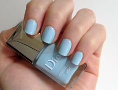 Dior Ice Blue Nail Polish Pictures, Photos, and Images for ...