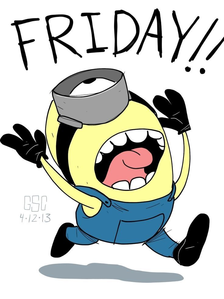 Friday Minion