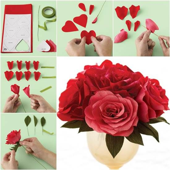 DIY Roses Pictures Photos And Images For Facebook