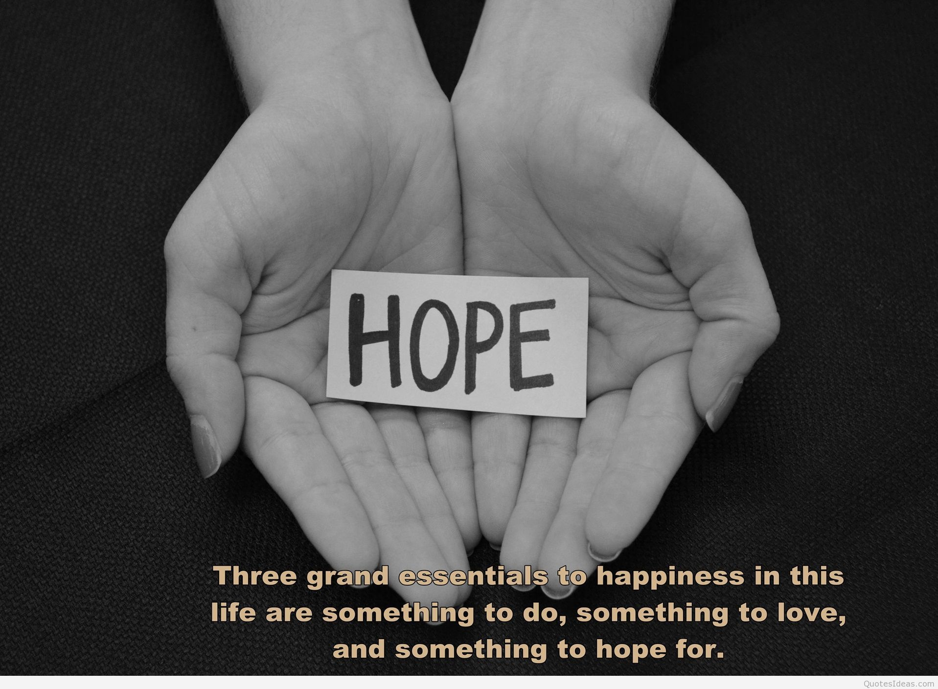 hope quote on background free download pictures photos and images