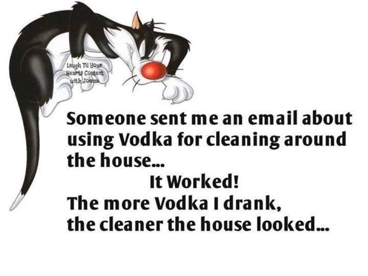 Vodka And Cleaning Pictures, Photos, and Images for Facebook ...