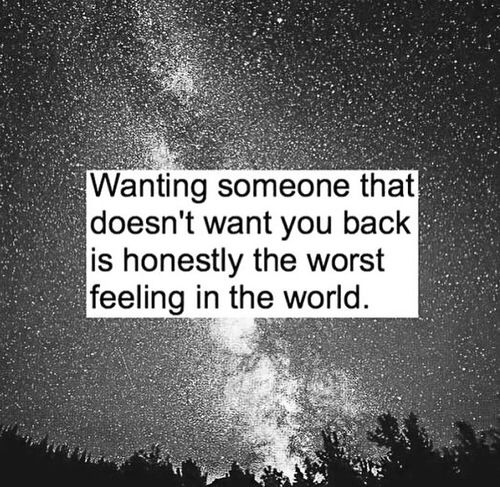 Wanting Someone Who Doesnt Want You Back Pictures, Photos