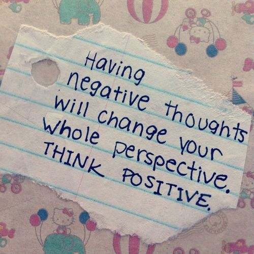 Think Positive Pictures, Photos, and Images for Facebook ...