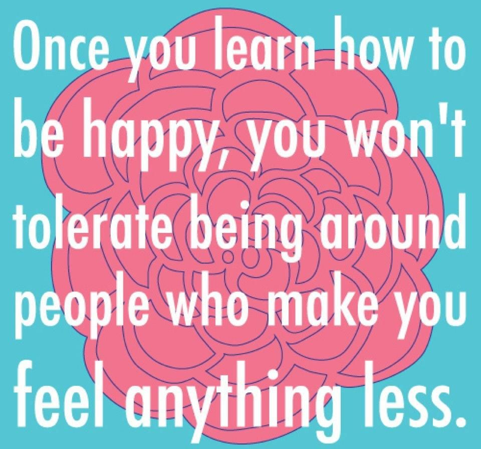Quote For Being Happy: Once You Learn How To Be Happy.... Pictures, Photos, And
