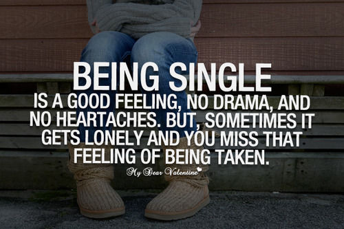 Single Valentines Day Quotes Tumblr