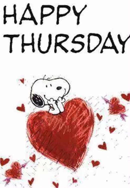 Snoopy Thursday Quotes. QuotesGram