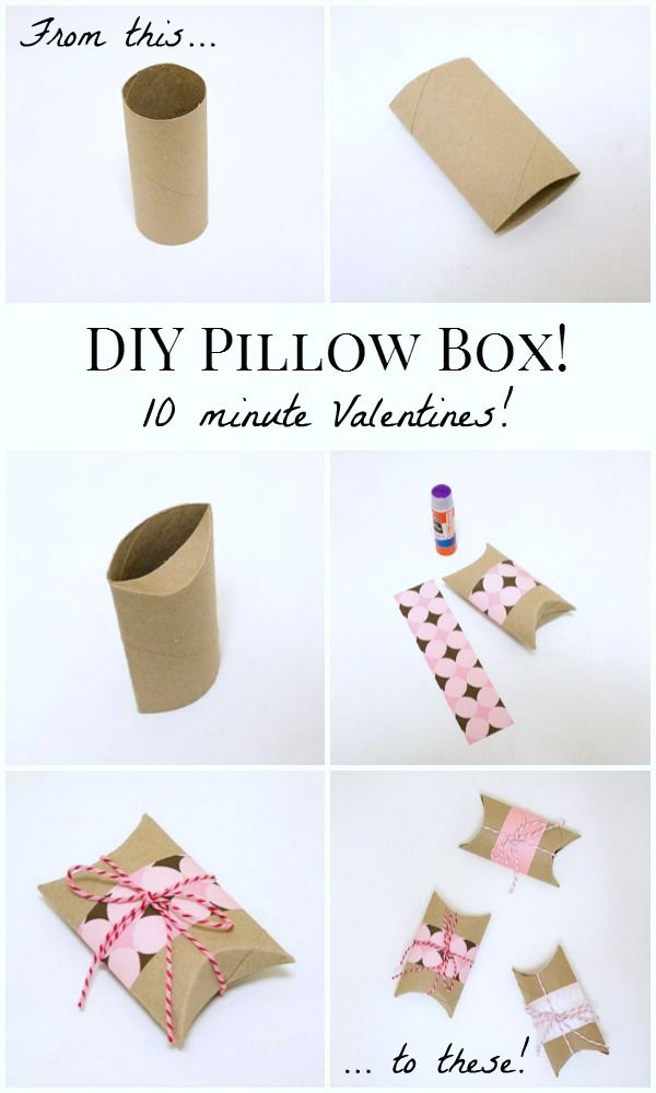 diy valentines pillow boxes pictures photos and images for facebook tumblr pinterest and. Black Bedroom Furniture Sets. Home Design Ideas