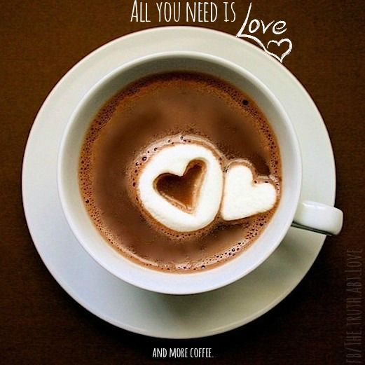 Love And Coffee Pictures, Photos, and Images for Facebook ...