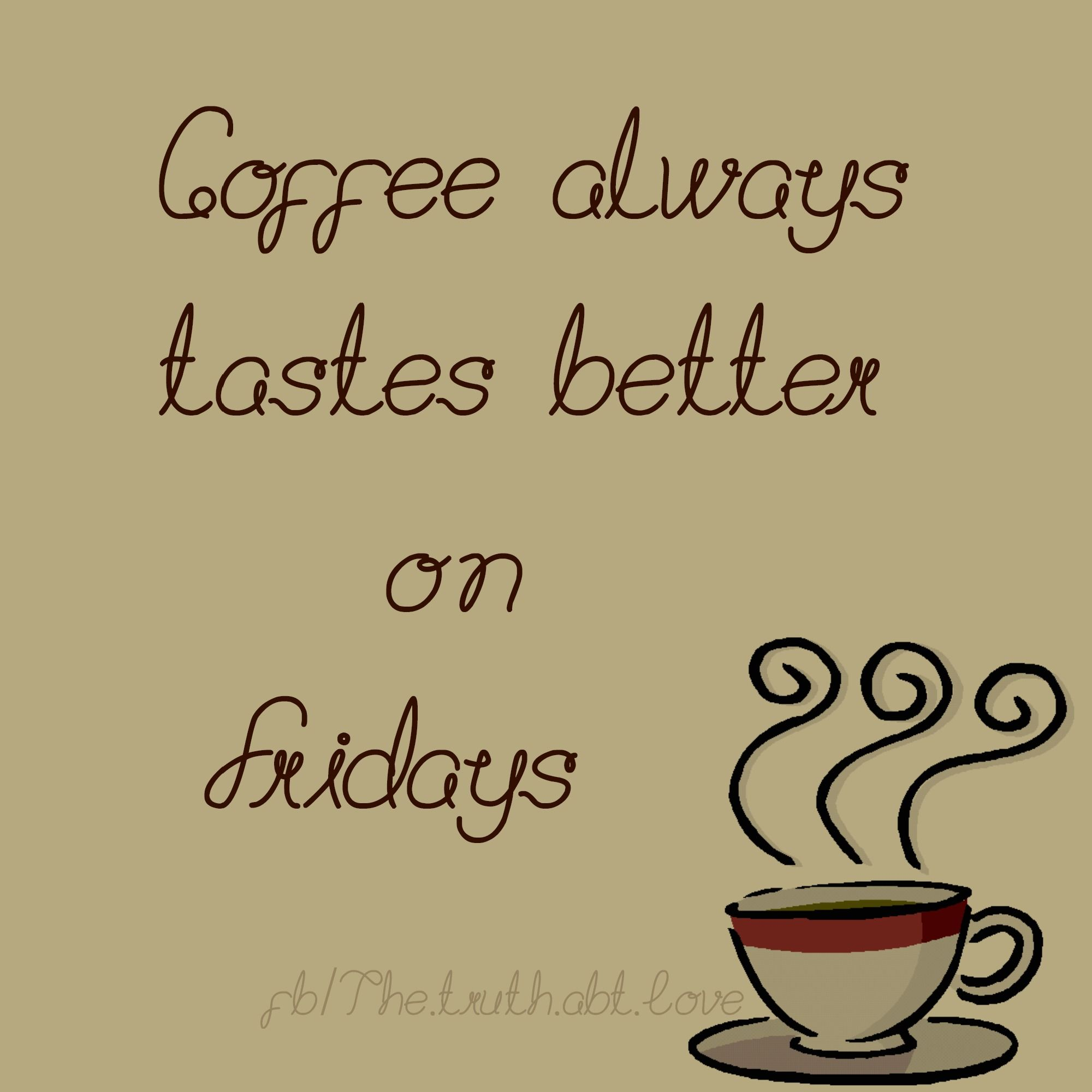 Friday Coffee Pictures, Photos, and Images for Facebook ...