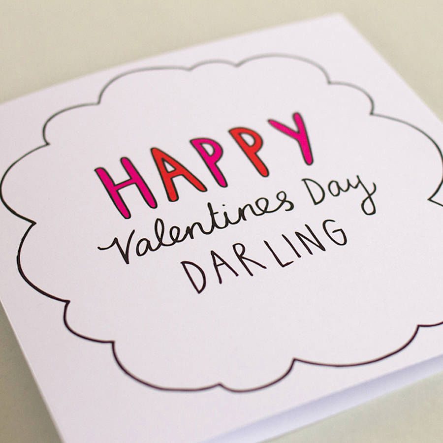 Happy Valentines Day Darling Pictures Photos And Images For