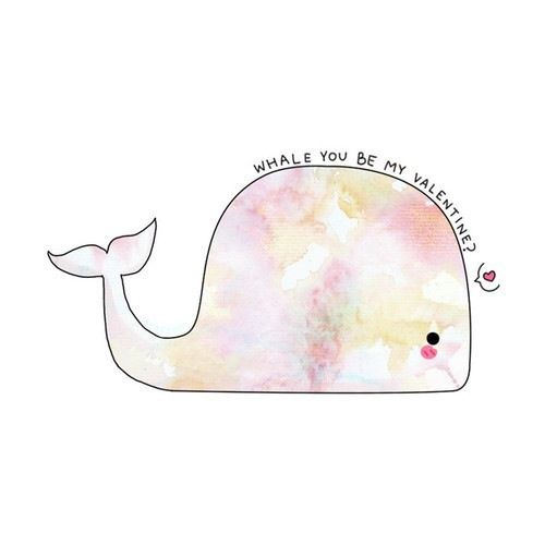 Whale You Be My Valentines